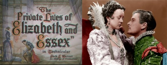 Image result for the private lives of elizabeth and essex