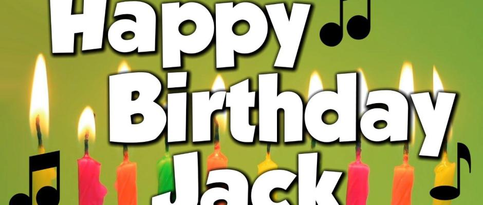 Happy Birthday Jacko!