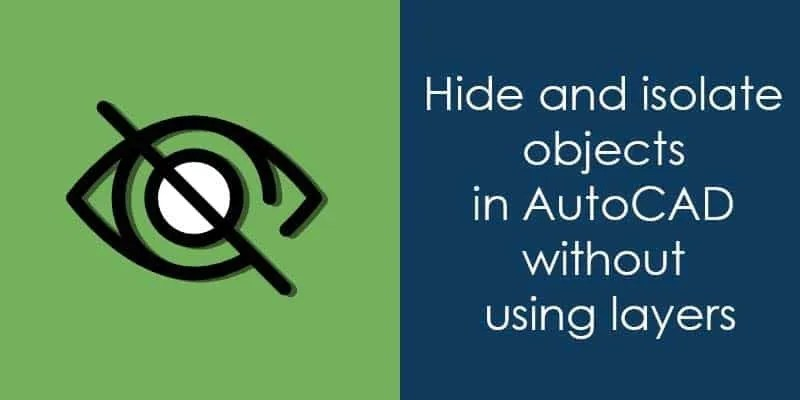 how to make an object a block in autocad