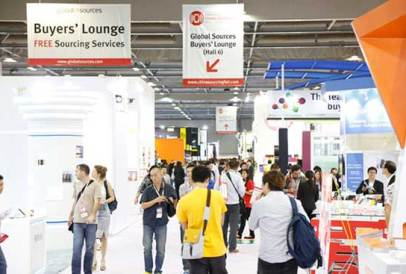The Canton Fair, Alibaba and Global Sources: The Major