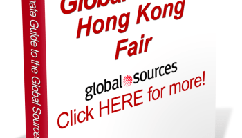 The Canton Fair, Alibaba and Global Sources: The Major Sourcing