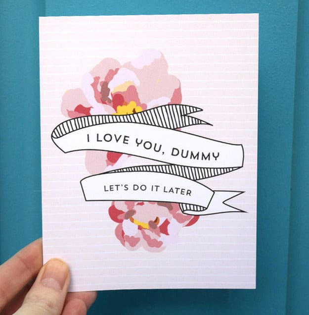 Naughty Valentines Day Cards For The Dirty Minds Out There