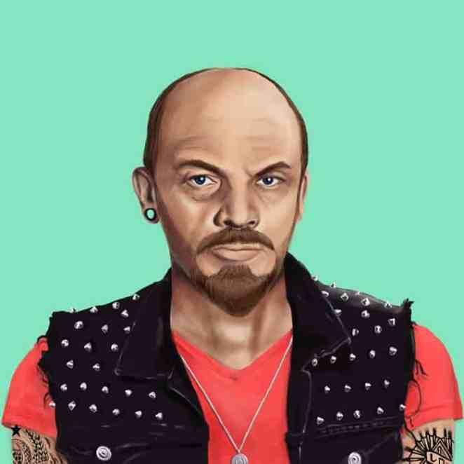 Vladimir Lenin HIPSTORY