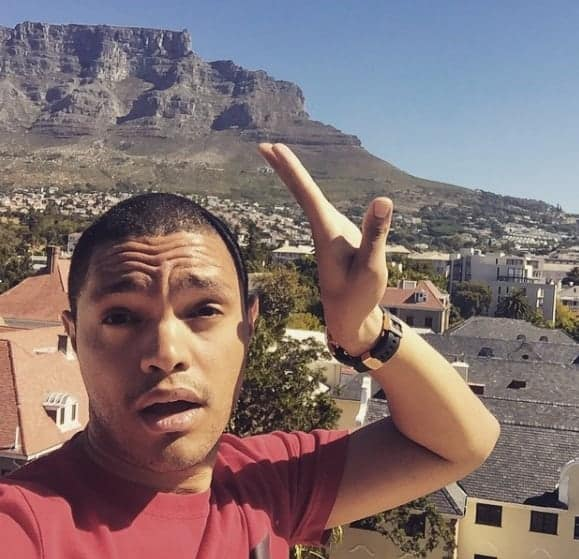 If Trevor Noah Got Married This Is What His Wedding Would