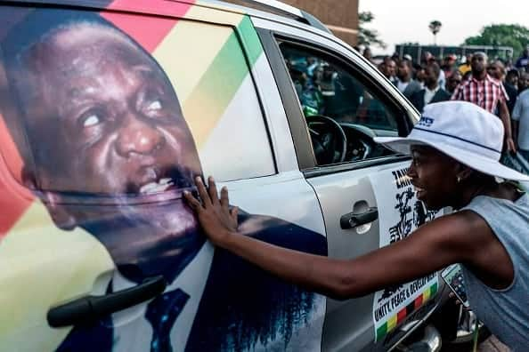 Watch Live: It's Crocodile Done Deal, as Emmerson Mnangagwa becomes Zim president