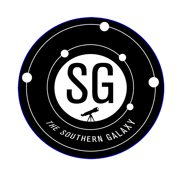 The Southern Galaxy logo.