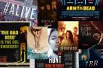 A graphic that shows the posters of several films mentioned in this article.