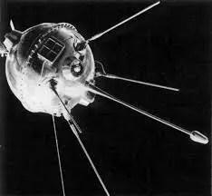 Luna 1 spacecraft