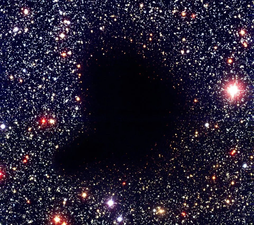 Space Black holes