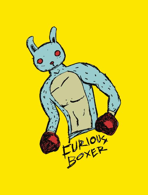 Furious Boxer