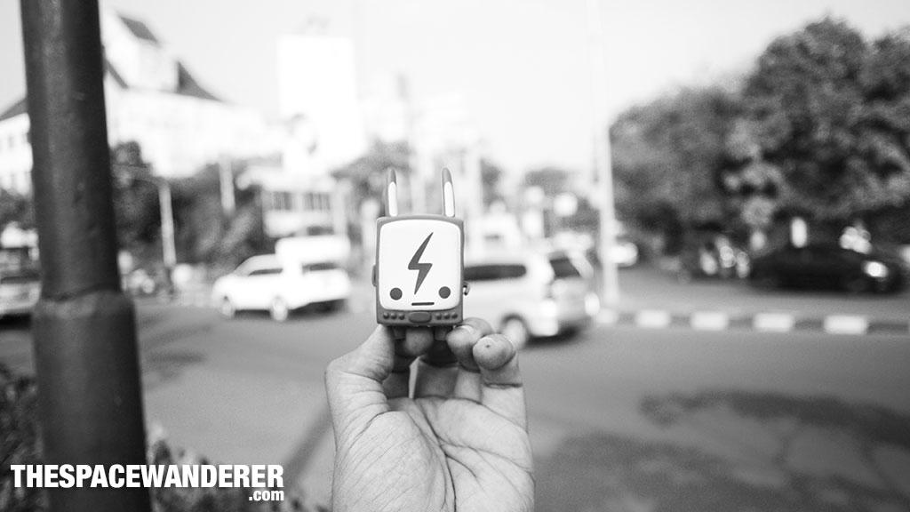 Jakarta di Saat Libur pt.02: Menteng-Jalan Surabaya-Cikini