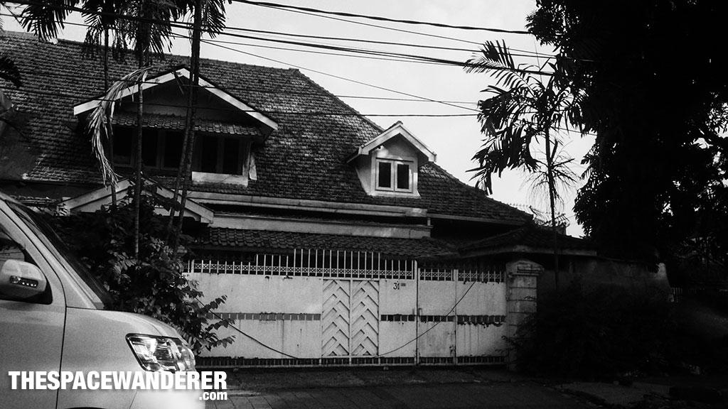 House in Menteng 31 July 2014