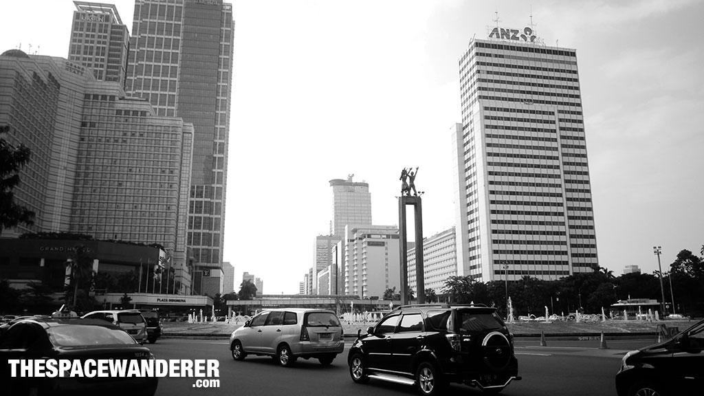 Jakarta di Saat Libur pt.03 (Selesai)