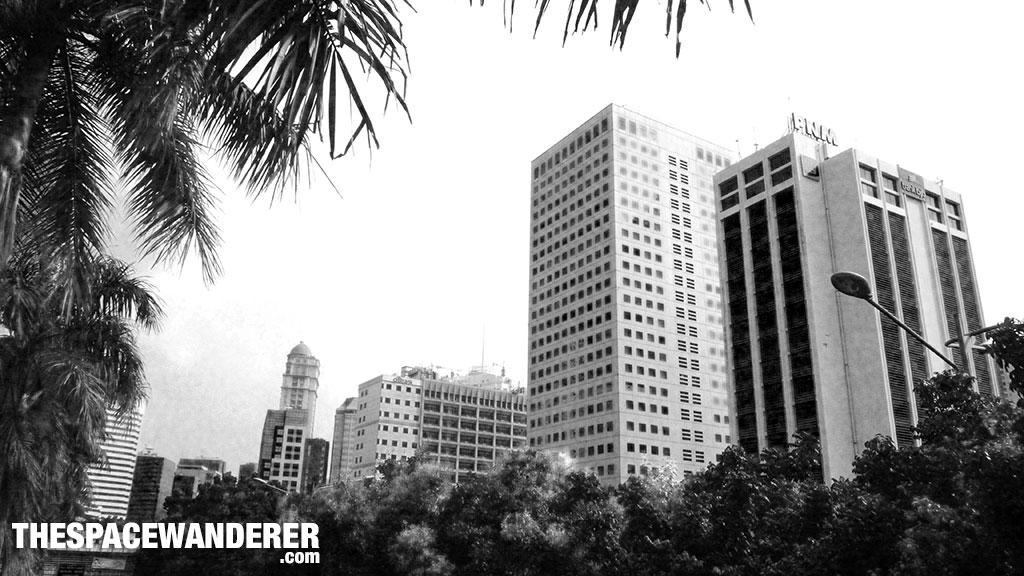 Gedung-gedung 2 Agustus 2014