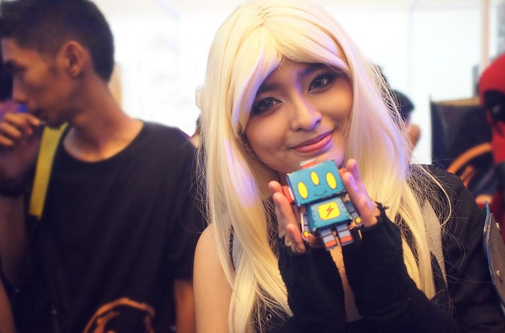Popcon Asia 2014 (day 1-2)