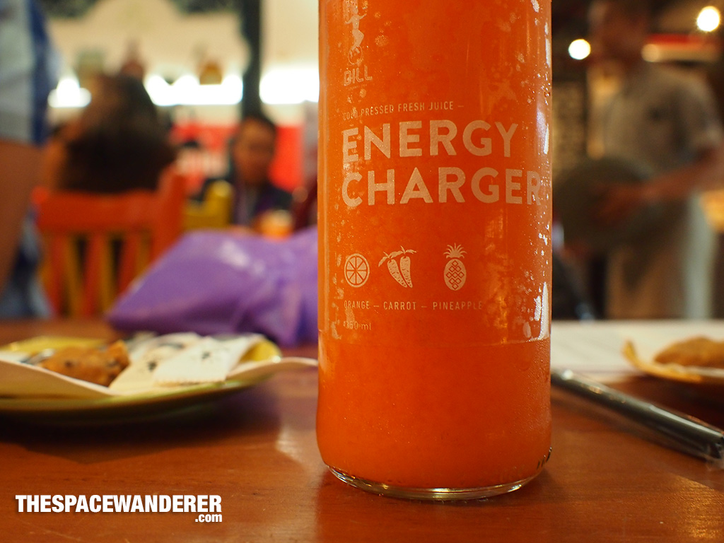 Energy Charger