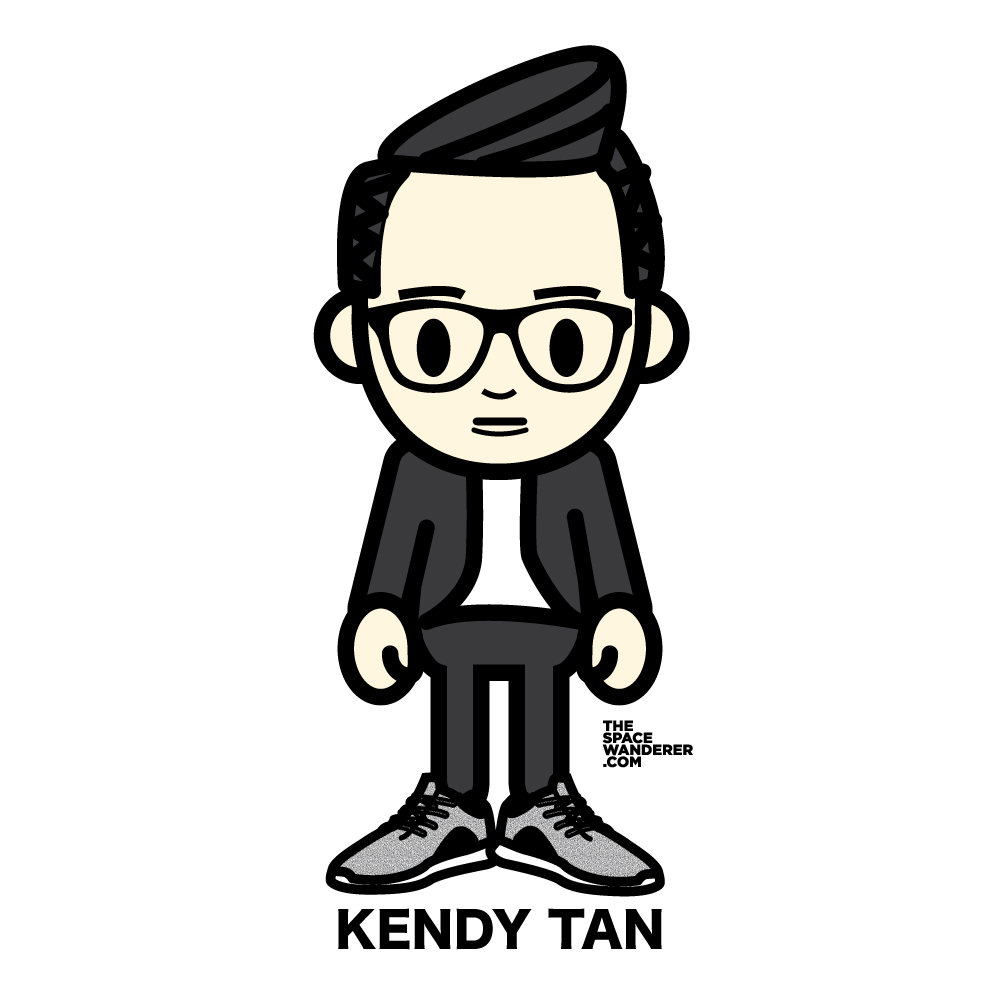 Kendy Tan The creator of Boron and a purveyor of awesome Tin Toys. A father of two with a strange taste of humour.