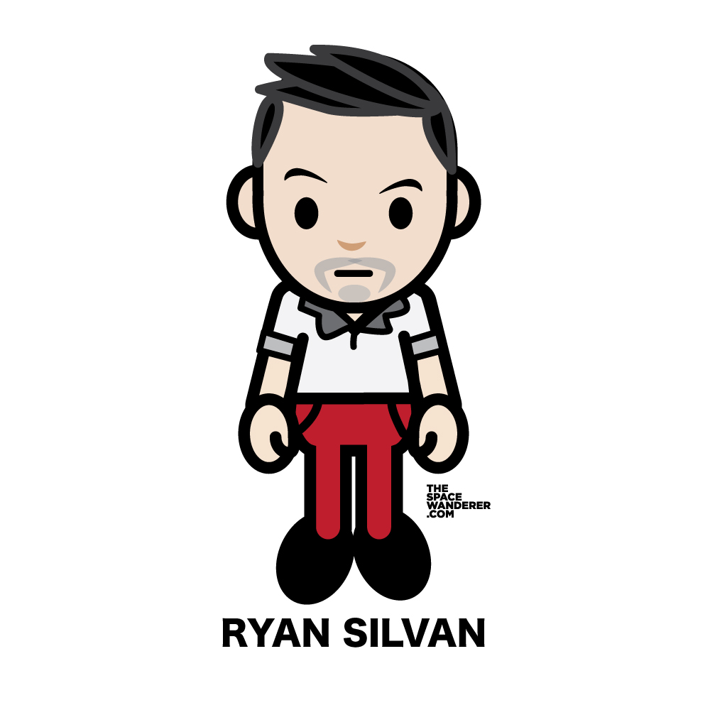 Ryan Silvan A serial entrepreneur with brain that swarmed with wild ideas.