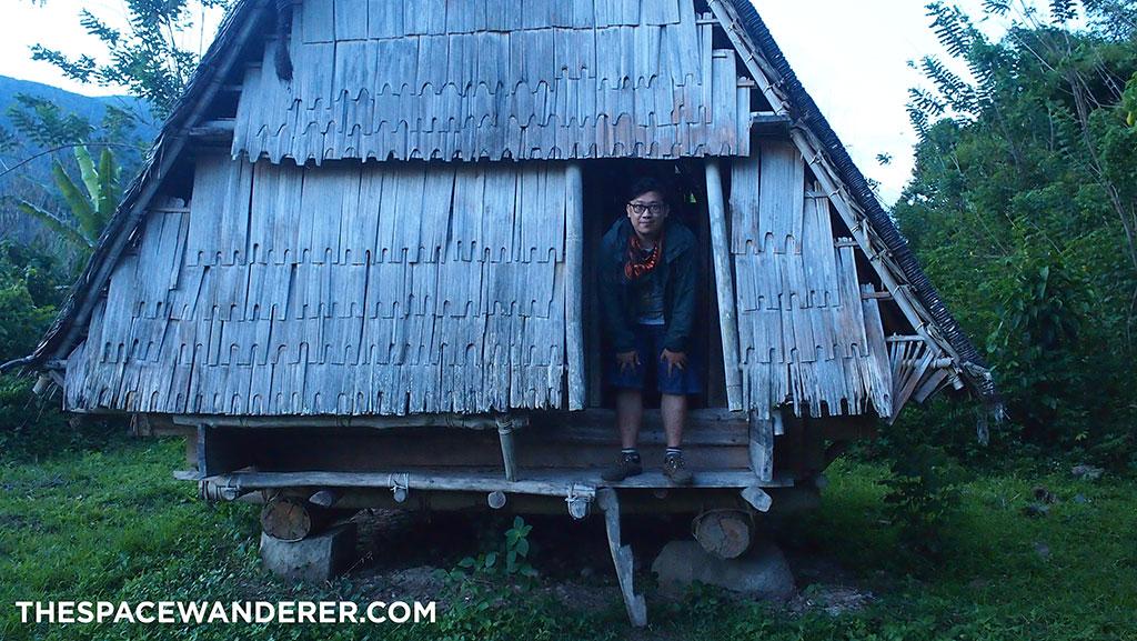 Rumah Pendiri Desa Bomba di Bada Valley