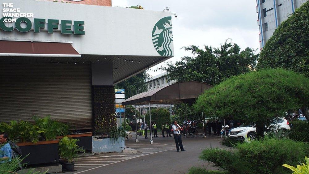 Starbucks Thamrin