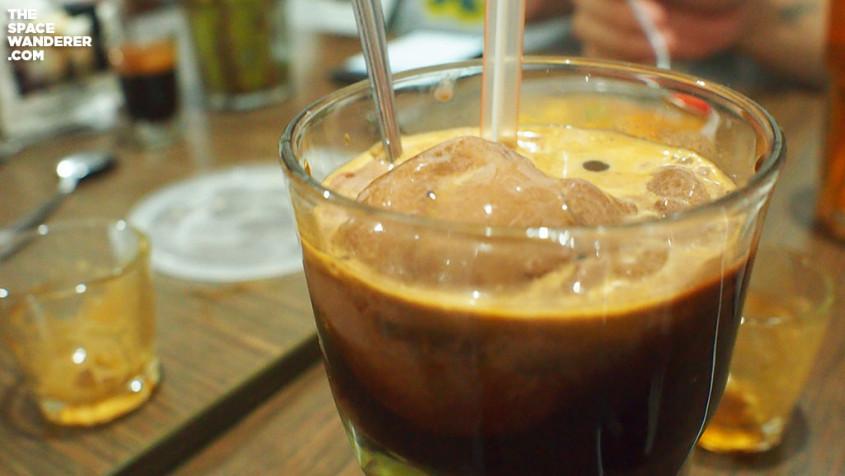 Avocado Coffee recipe