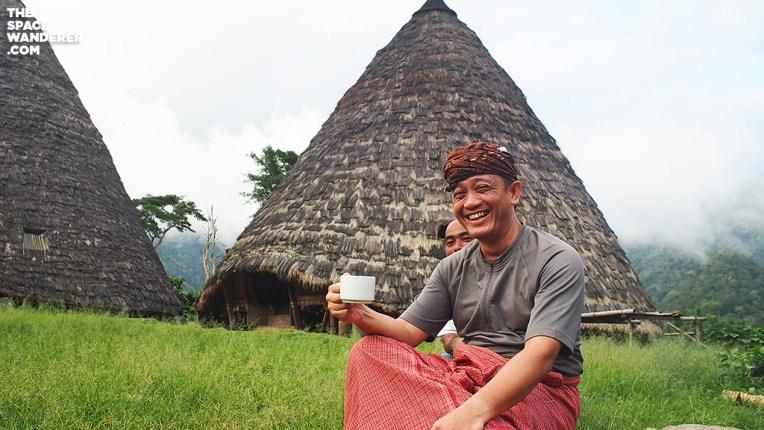 Wae Rebo coffee