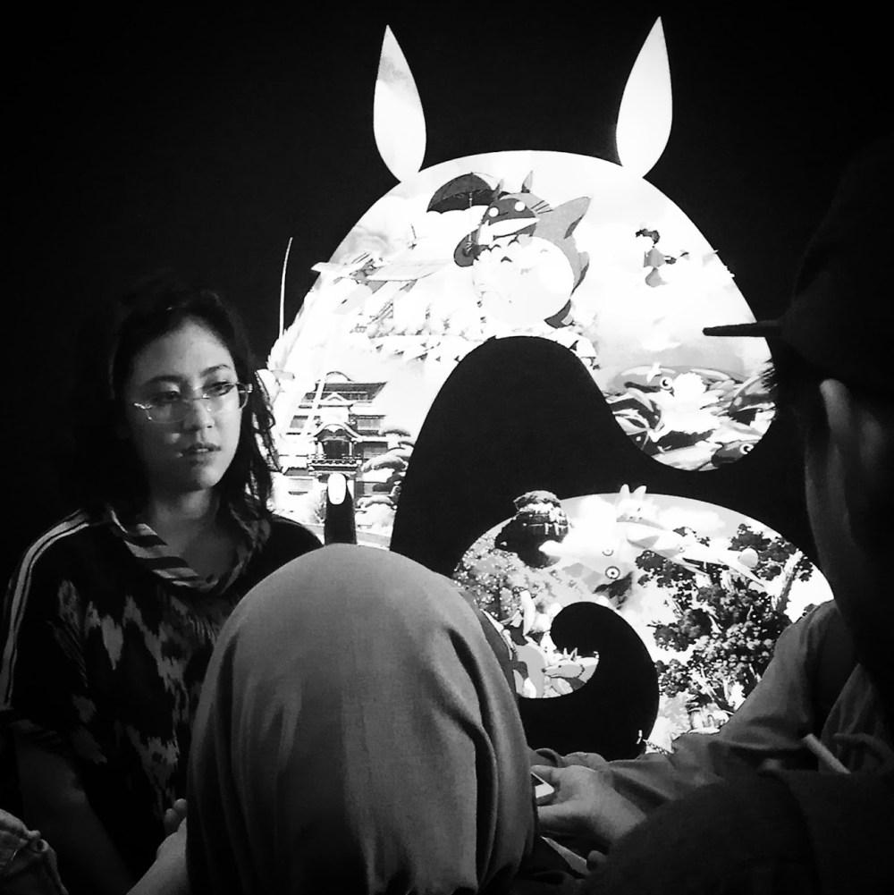 Sherina The World of Ghibli Jakarta