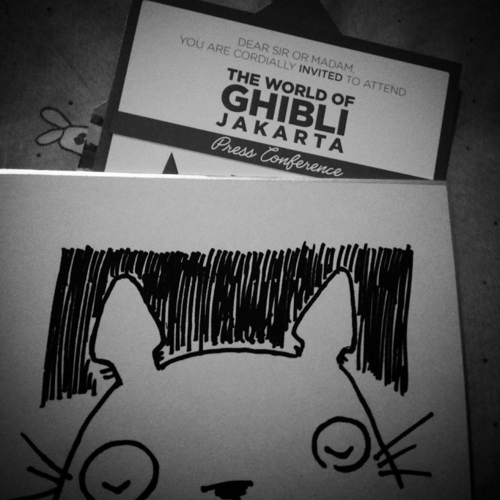 The World of Ghibli Jakarta