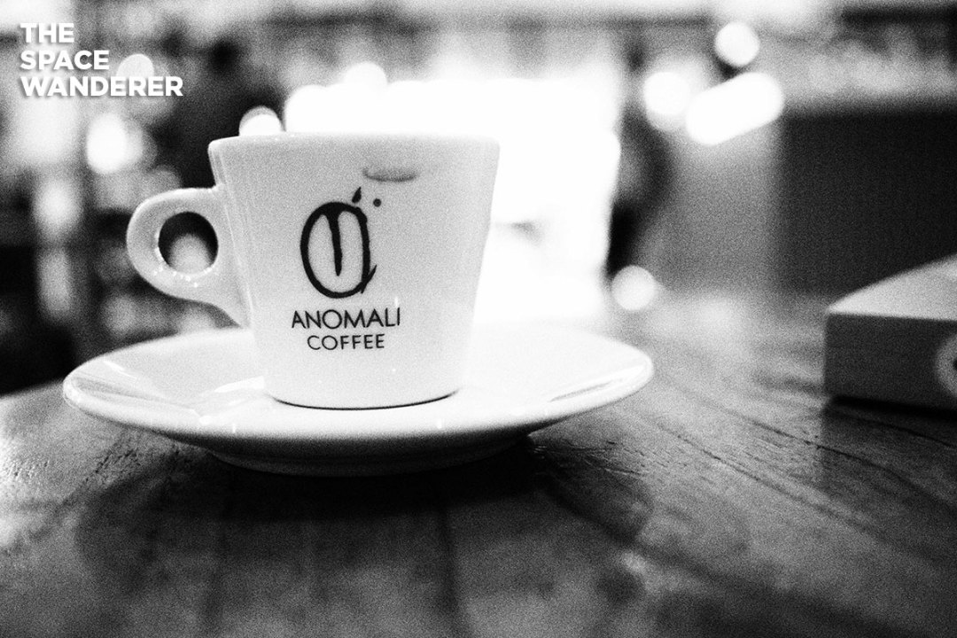 Anomali Coffee Menteng