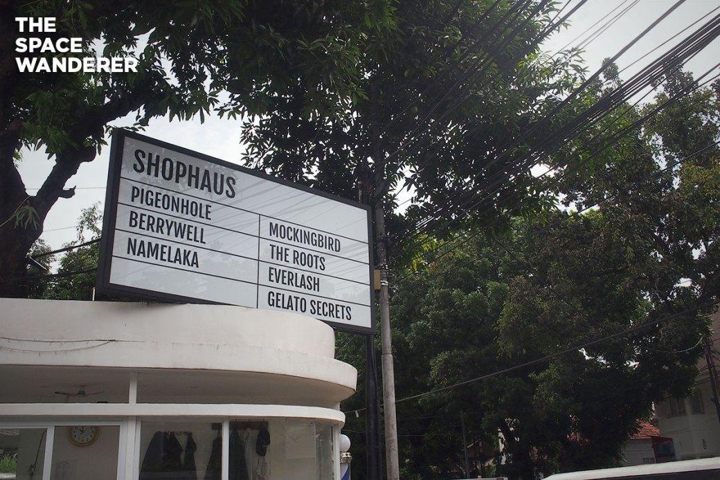 Shophaus Menteng