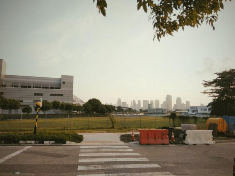 Singapore Stadium