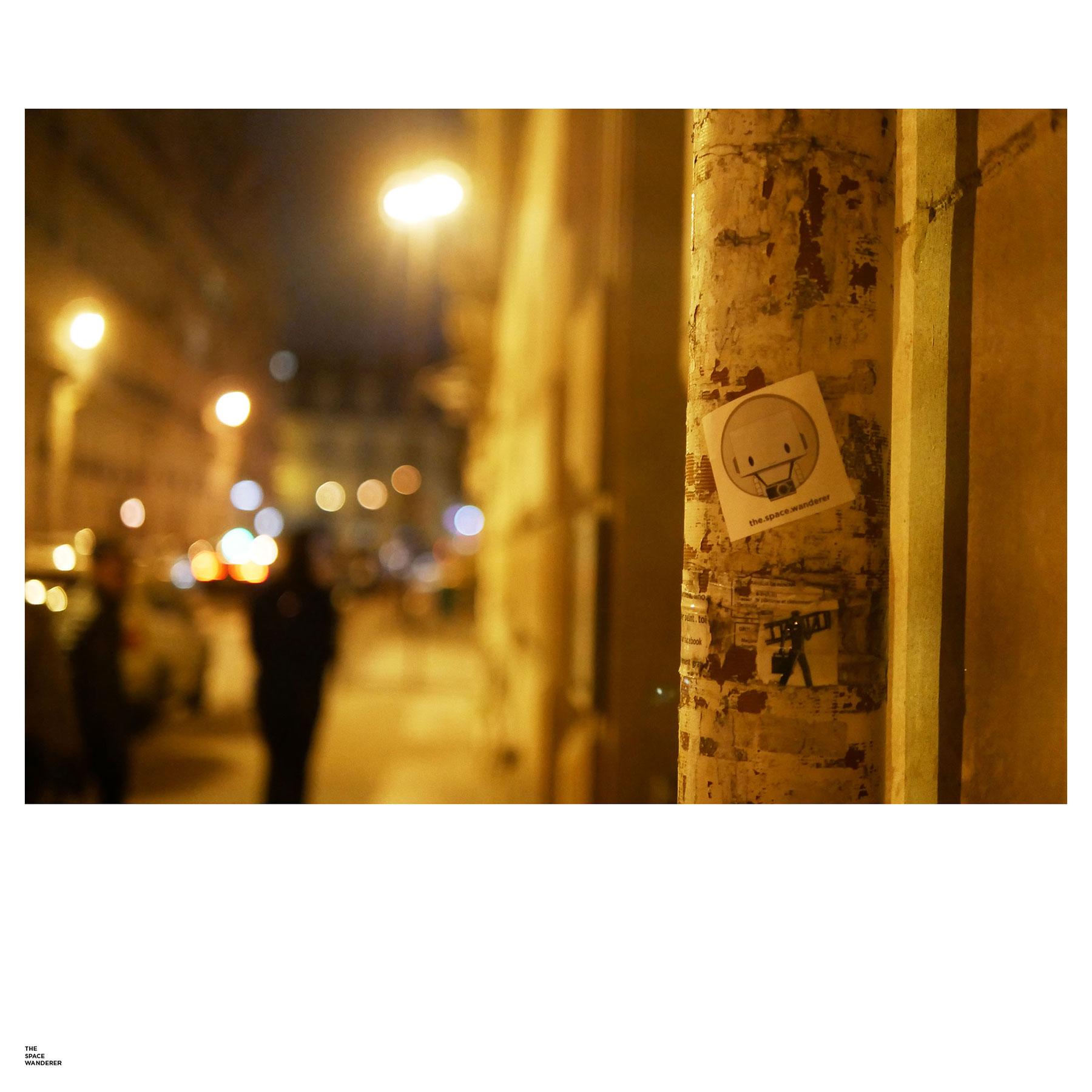 Sticker Art Paris