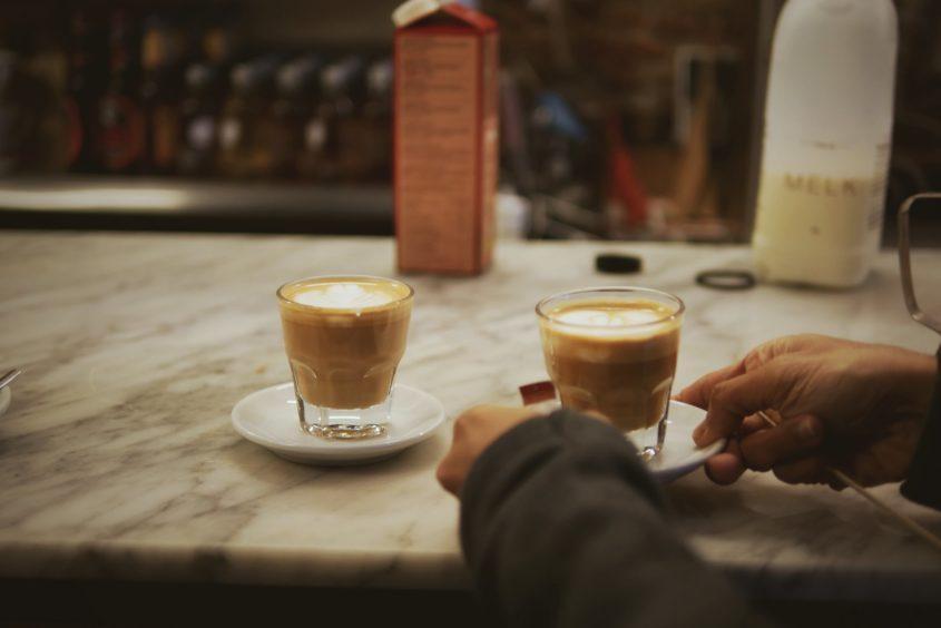 Caffe Il Momento Coffee Amsterdam