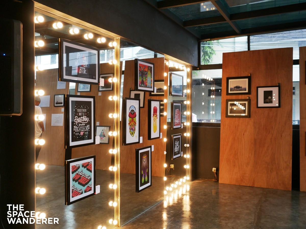 The Friendly Reminder Show di Ruang Selatan, Jl. Benda Raya, Kemang