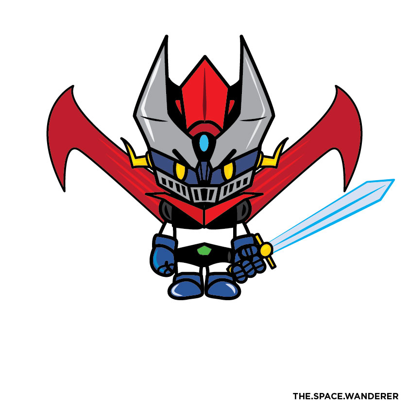 Great Mazinger SD