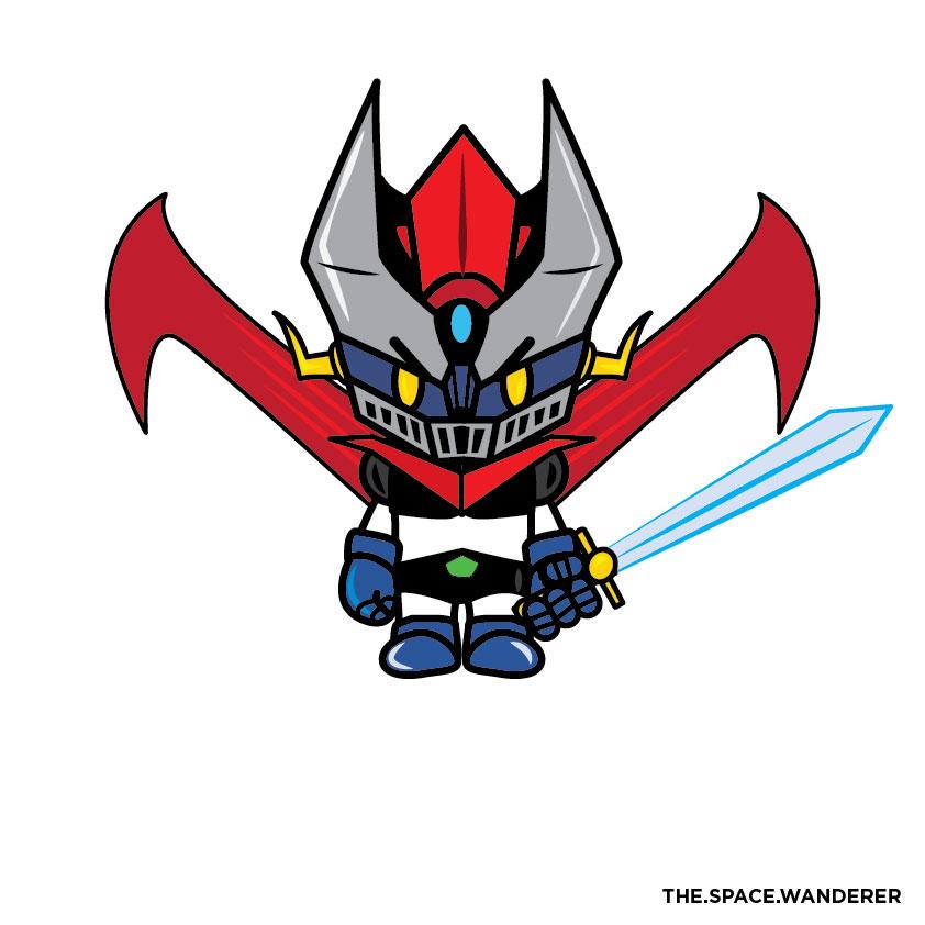 Great Mazinger SD