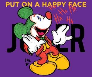 joker mickey