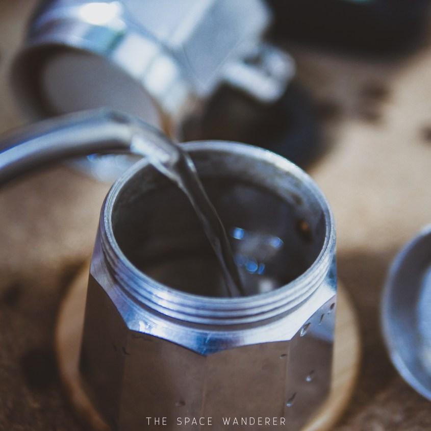 Cara membuat kopi yang enak menggunakan Moka Pot