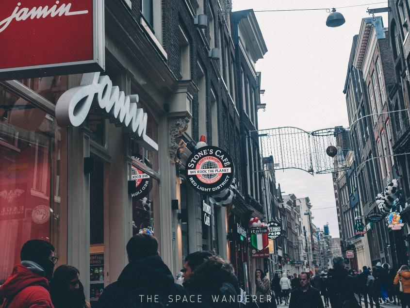 Warmoesstraat Amsterdam