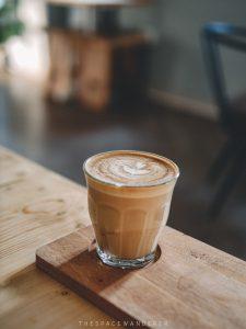 Piccolo Latte di Tulua Cafe