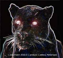 Tezcatlipoca C 2003 Carolyn Collins Petersen
