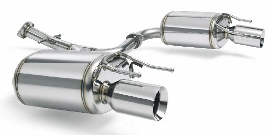 niger trucks exhaust system parts
