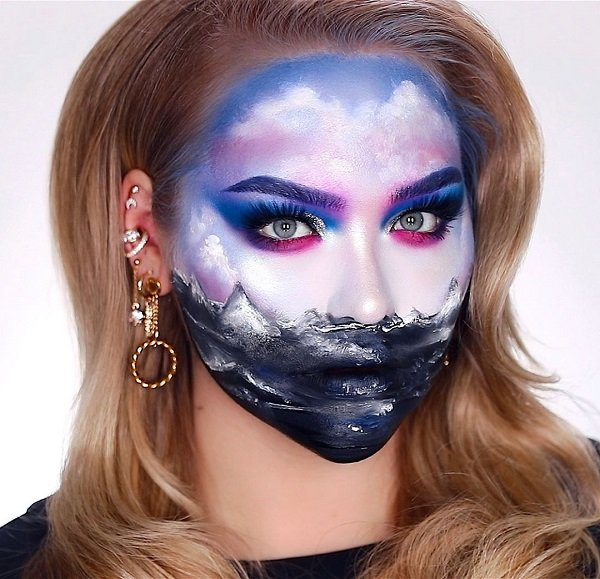 Halloween Makeup Ideas To Inspire Your Creativity This Season The Sparkl