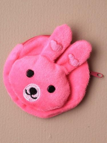 Girls rabbit purse-572
