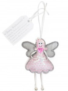 Fair Trade Fairies - Fairy bridesmaid