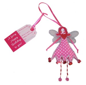 Fair Trade Fairies-Birthday fairy