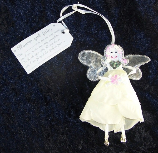 Fair Trade Fairies-Flower girl fairy-1661