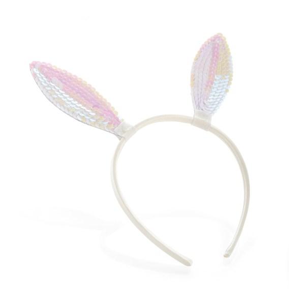 Bunny ear headband-0