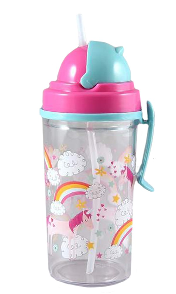 Unicorn water bottle-4766