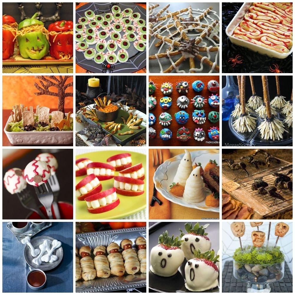 20 fun and spooky halloween food ideas | halloween foods, food ideas - My Blog